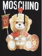Moschino 'teddy Gladiatore' Hoodie - Black