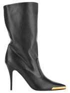 Stella McCartney Black Boots - BLACK