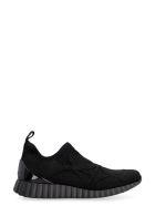 Salvatore Ferragamo Fanny Slip-on Sneakers - black