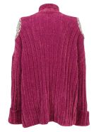 AREA Sweater - Plum