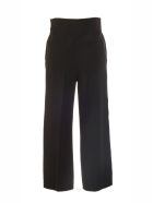 RED Valentino Scallop Stitch Trousers - No Black