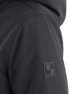Woolrich Padded Jacket Double - Black
