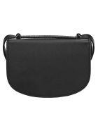 A.P.C. Mini Genève Shoulder Bag - BLACK