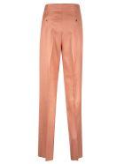 Max Mara Long Length Trousers - Pink