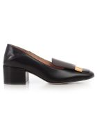 Sergio Rossi Square-toe Pumps - Black