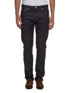 Officine Générale Slim Fit Jeans - Blu