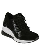 Michael Kors Liv Trainer Extreme Sneakers - black