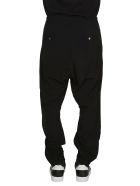 Rick Owens Zipped Cuffs Track Pants - Black