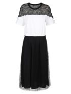RED Valentino Dress - BLACK/WHITE