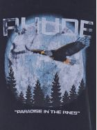 Rhude 'paradise' T-shirt - Black