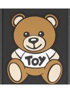 Moschino Iphone 7+/8+ Moschino Teddy Bear Case - Black