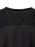 Roberto Collina oversized t-shirt - Nero