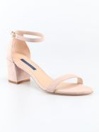 Stuart Weitzman Side Buckled Sandals - Dolce