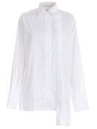 Rokh Button-up Shirt - White