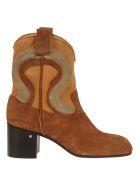 Laurence Dacade Tiago Boots - Brown