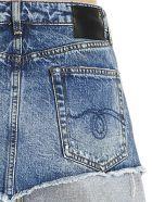 R13 'double Air' Shorts - Azzurro