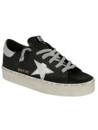 Golden Goose Hi Star Sneakers - Black