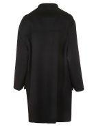 Marni Single Breasted Coat - Black