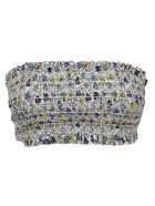 Tory Burch Costa Printed Bandeau - FloreaL