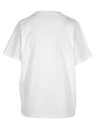 Stella McCartney Logo Print T-shirt - WHITE