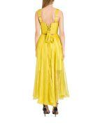 Maria Lucia Hohan Sorena Dress - Giallo