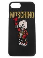 Moschino Embroidered Logo Iphone Case