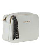 Lancaster Paris Lancaster White Shoulder Bag - Bianco Nero