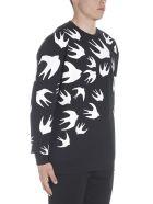 McQ Alexander McQueen 'swallow' Sweatshirt - Black