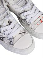 Maison Margiela Evolution Sneakers - BIANCO