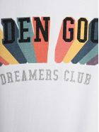Golden Goose Logo T-shirt - WHITE