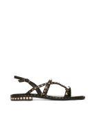 Ash Sandals - Nero oro