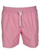 Hartford Drawstring Swim Shorts - Pink