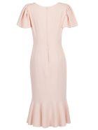 Dolce & Gabbana Long Dress - Rosa polvere chiaro