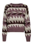 Isabel Marant Gatsy Sweater - Multicolor