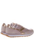 Diadora Heritage Koala H Pink Suede & Nylon Sneaker - Pink