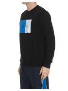 Calvin Klein Frontal Logo Sweatshirt - Black