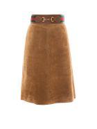 Gucci Skirt - Brown