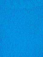 Drumohr Sweater Crew Neck Wool - Bluette