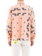 MSGM Bandana Print Shirt - BLUSH PINK (Pink)