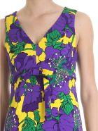 Parosh Peachy Dress - PURPLE