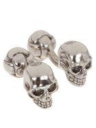 Alexander McQueen Skull Cufflinks - Diamond