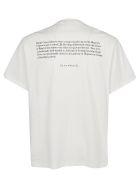 Throwback 1999 T-shirt - Bianco