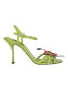Dolce & Gabbana Sandals - Verde pistacchio