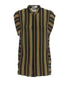 Saint Laurent Printed Shirt - Noir Soleil