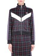 Fila Sweatshirt With Zip - NERO