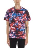 Kenzo T-shirts WORLD JAPANESE T-SHIRT