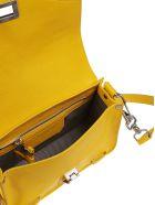 Proenza Schouler Mini Ps1 Crossbody Bag - Lemon Chrome