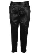 Rick Owens Astaires Cropped Pants - BLACK