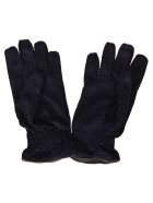 Fedeli Stitched Gloves - Blue