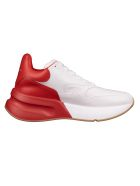 Alexander McQueen Sneakers - White/red